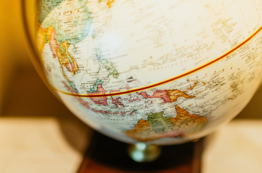 How can IP help businesses expand opportunities via international trade?