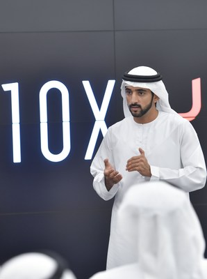 Dubai Crown Prince Directs all Government Entities to Disrupt
