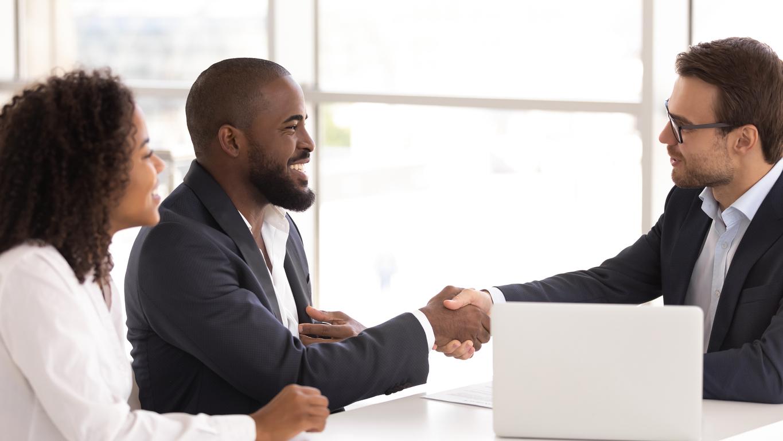 hiring lawyer